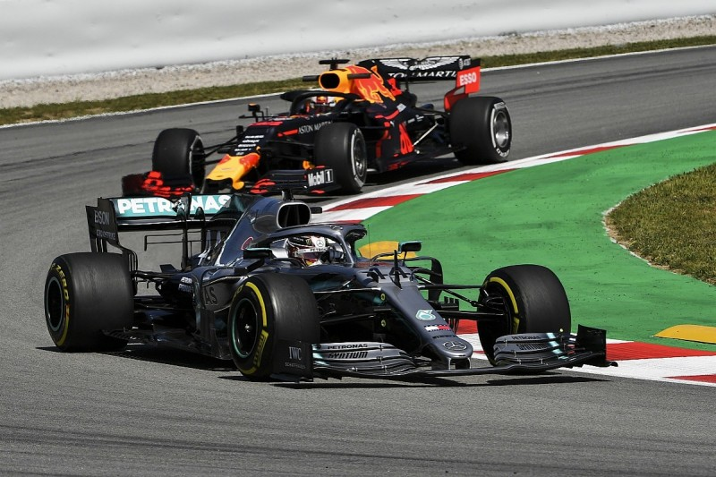 Red Bull's Verstappen: Only Mercedes understands F1's 2019 cars