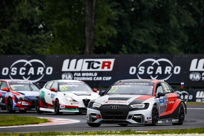 Slovakia WTCR: Audi driver Vervisch wins opener from ninth