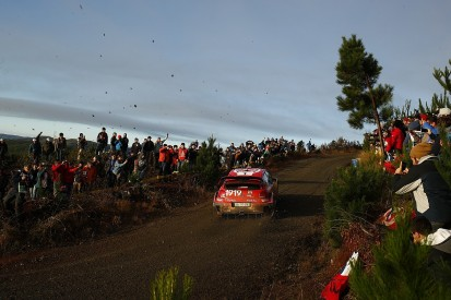 WRC Rally Chile: Ogier holds Loeb at bay as Tanak nears win