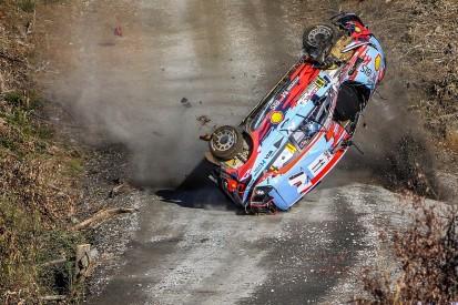 Hyundai's Neuville confident of WRC rebound after Chile crash