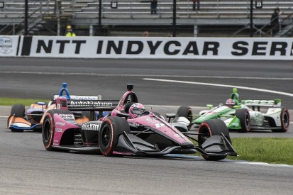 Harvey hopes Indianapolis podium boosts 2020 full IndyCar chance