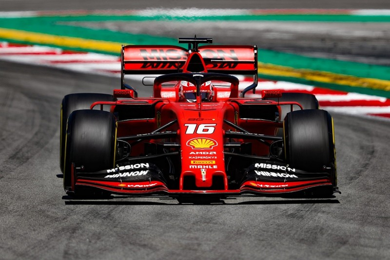 Ferrari admits Formula 1 car concept may be wrong for 2019