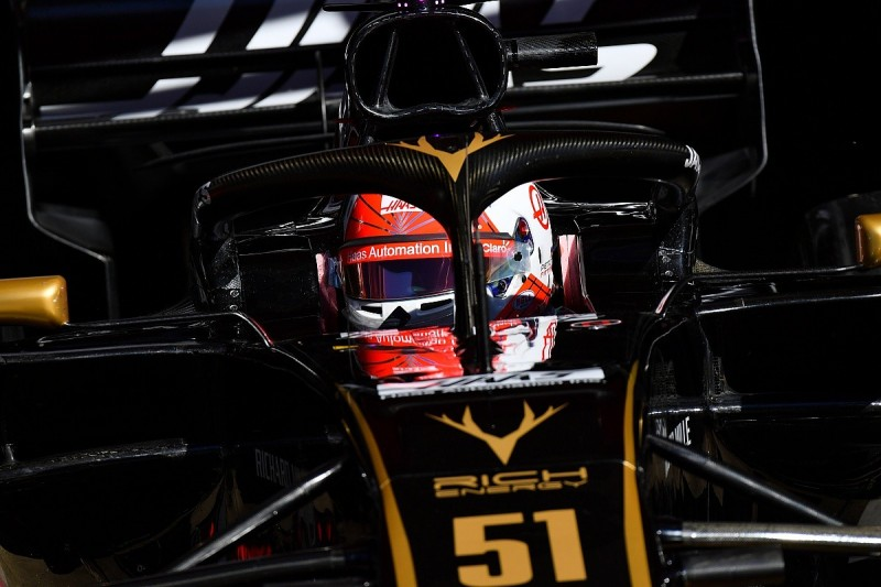 Haas F1 team title sponsor Rich Energy loses legal case over stag logo