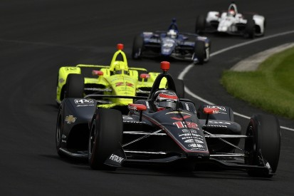 Indianapolis 500 practice: Power fastest, problems for Alonso