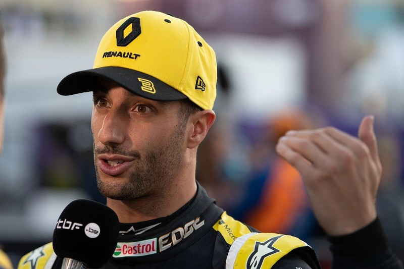 """Ricciardo """"torn"""" over hopes of exciting Zandvoort race in F1 2020"""