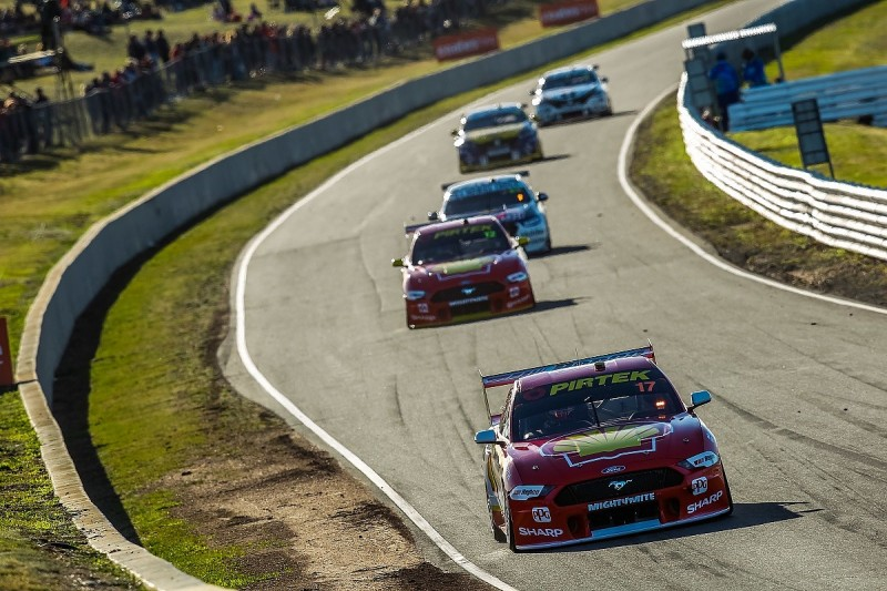 Supercars opens new tender for damper in latest cost-saving push