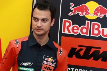 Dani Pedrosa rides KTM MotoGP bike again in private Mugello test