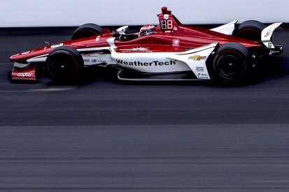 Indianapolis 500 practice: Jones tops third day cut short by rain
