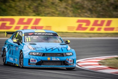 WTCR Zandvoort: Bjork sets combined practice pace for Cyan Racing