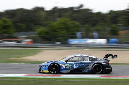 Zolder DTM: Philipp Eng leads practice for BMW