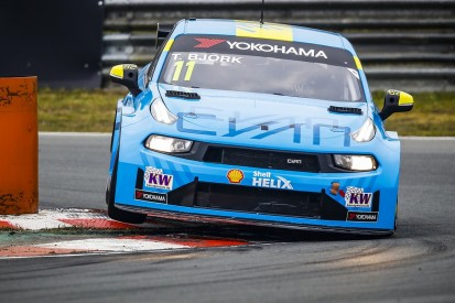 WTCR Zandvoort: Bjork on pole as Cyan takes 1-2-3, Muller second