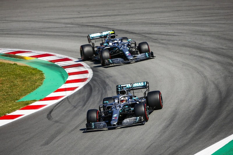 Mercedes: Not realistic to win all 21 Formula 1 races in 2019