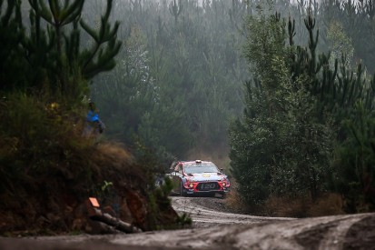 Thierry Neuville completes first test since major Chile accident