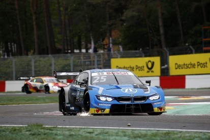 BMW's Philipp Eng claims maiden DTM victory in dramatic Zolder race