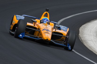 Alonso tops final six-car pre-qualifying Indy 500 practice