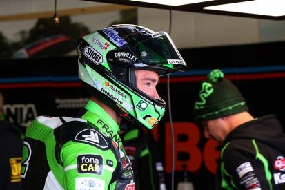 Glenn Irwin beats James Hillier to take NW200 Superbike win