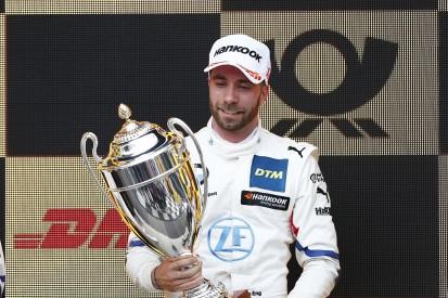 Philipp Eng: Final Zolder DTM laps felt longer than any endurance race