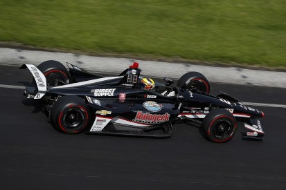 Pigot tops first Indy 500 qualifying, Alonso misses certain race cut