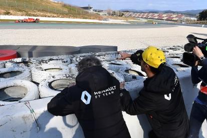 Formula 1 testing summary - Renault fastest but Ferrari happiest