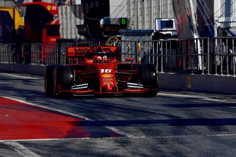 Pirelli data hints at Ferrari's actual Formula 1 testing advantage