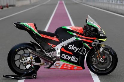 Aprilia reveals its 2019 MotoGP livery