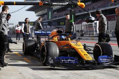 McLaren F1 team members treated after garage fire at Barcelona