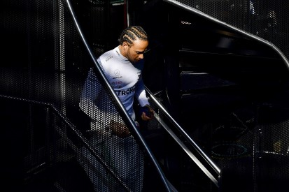 Hamilton experimented with training to bulk up for 2019 F1 season