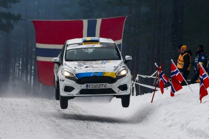 The overnight work that saved Junior WRC's season opener in Sweden