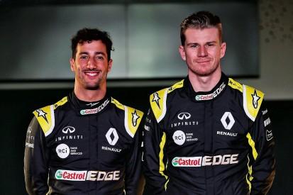 Ricciardo: Having same F1 feedback as Hulkenberg a boost for Renault