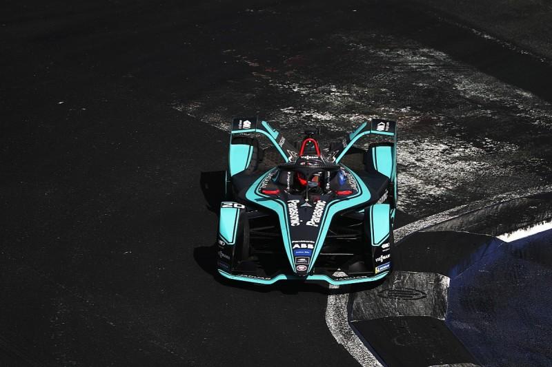 'Unpredictable' Jaguar Formula E car hurting qualifying form