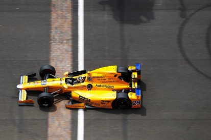 Alonso chooses classic McLaren number for second Indy 500 attempt