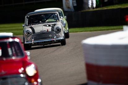 Goodwood Members' Meeting gets 60 Minis for Betty Richmond Trophy