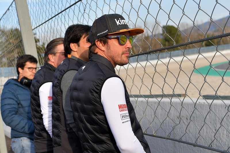 Fernando Alonso: A year out would waste everyone's time