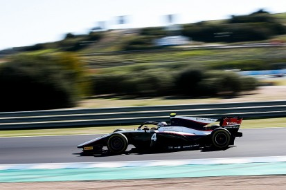 F2 Jerez testing: De Vries fastest on day two for ART Grand Prix