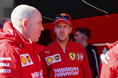 Vettel surprised by extent of Mercedes upgrades for second F1 test