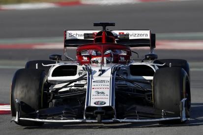 Raikkonen starting to figure out Alfa Romeo's 2019 F1 car set-up