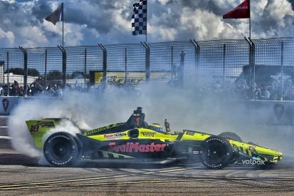 IndyCar to reintroduce LED panels on cars for 2019 season