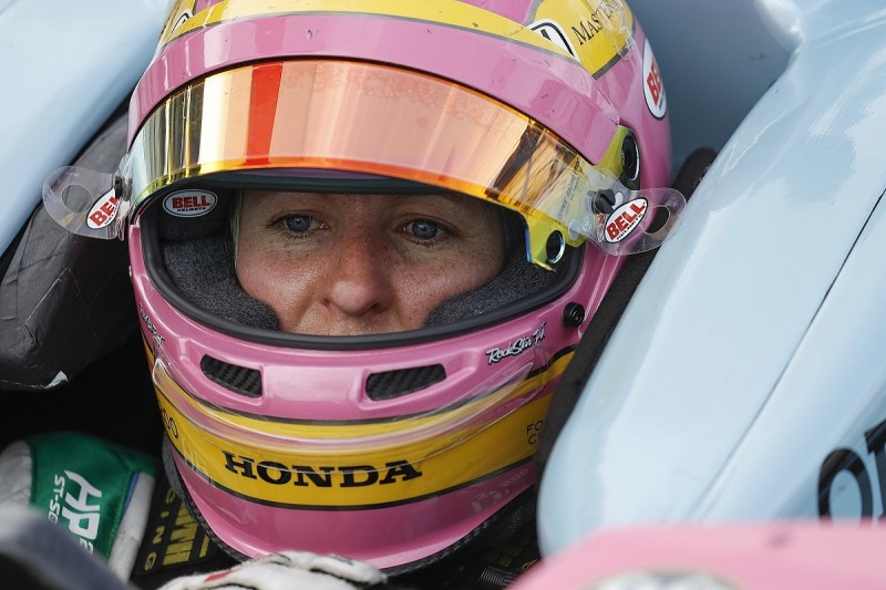 Pippa Mann to enter 2019 Indy 500 with Clauson-Marshall Racing team