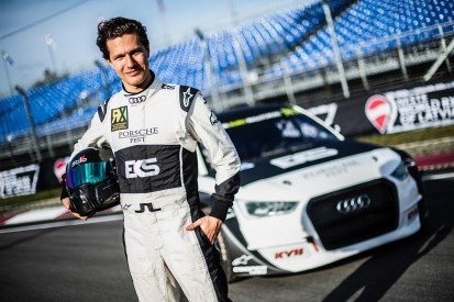 Ekstrom's EKS team returns to World Rallycross after signing Szabo
