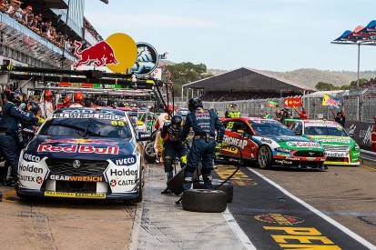 Supercars to trial safety car pitstop ban after Adelaide crash