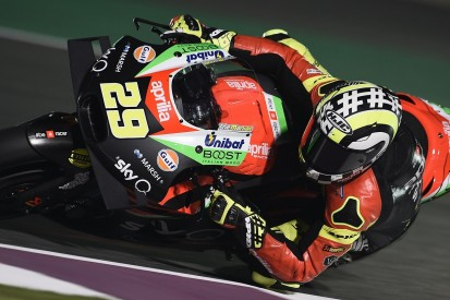 Andrea Iannone 'not expecting a lot' on Qatar Aprilia MotoGP debut