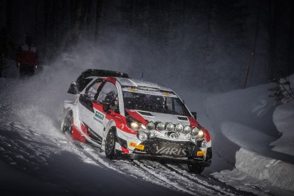 Toyota's Katsuta: 'A lot to learn' after win in WRC car in Finland