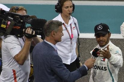 Hamilton: F1's reduced free-to-air TV presence doesn't make sense