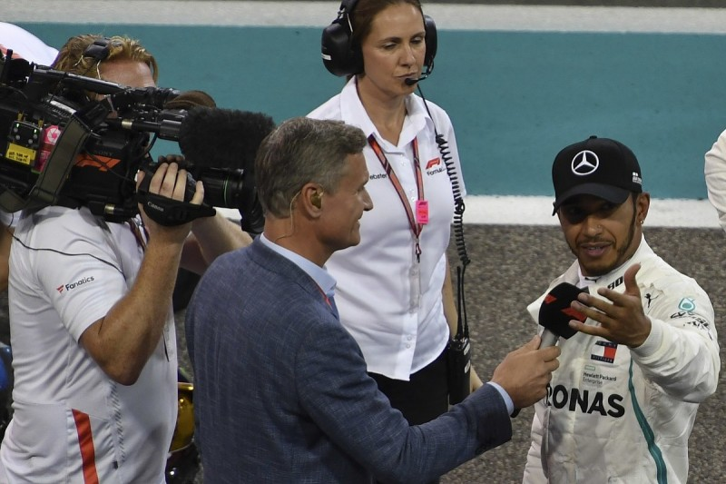 Hamilton: F1's reduced free-to-air TV presence doesn't make sense