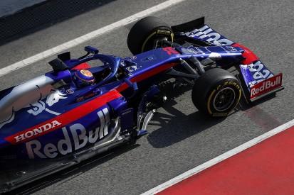 Alex Albon: No 'nasty surprises' from Toro Rosso in F1 testing