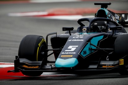 F2 Barcelona testing: McLaren F1's Sergio Sette Camara fastest