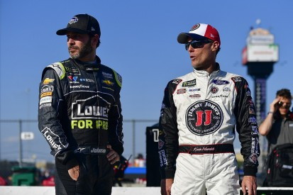 Is seven-time champion Johnson NASCAR's most disrespected great?