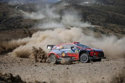 WRC Rally Mexico: Andreas Mikkelsen leads Sebastien Ogier