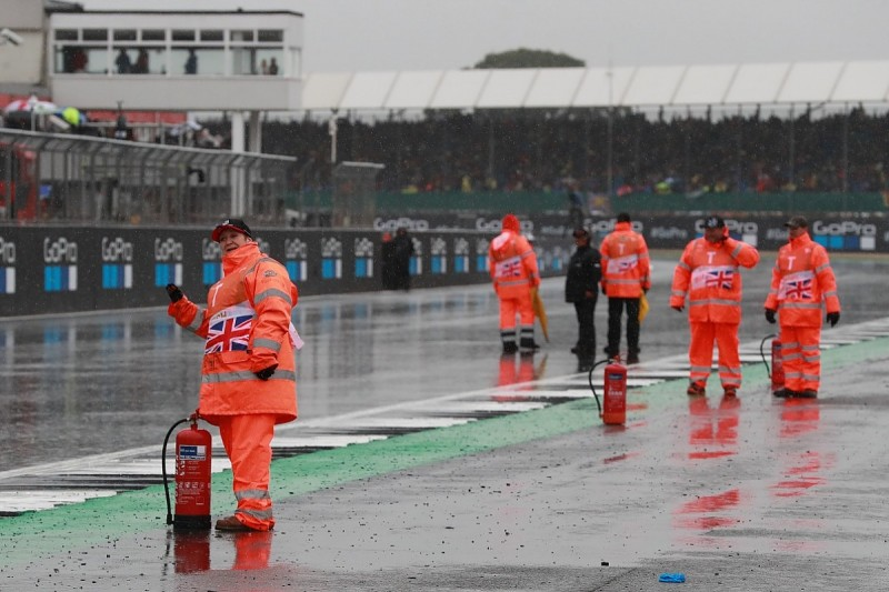 Silverstone to be resurfaced again before 2019 F1 and MotoGP races