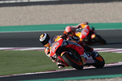 Marquez surprised by new Honda MotoGP team-mate Lorenzo's pace